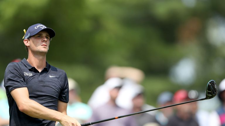 Thomas Pieters made crucial mistakes on 17
