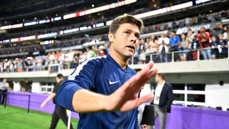 'We need to stay together': Pochettino proud as Tottenham make a stand