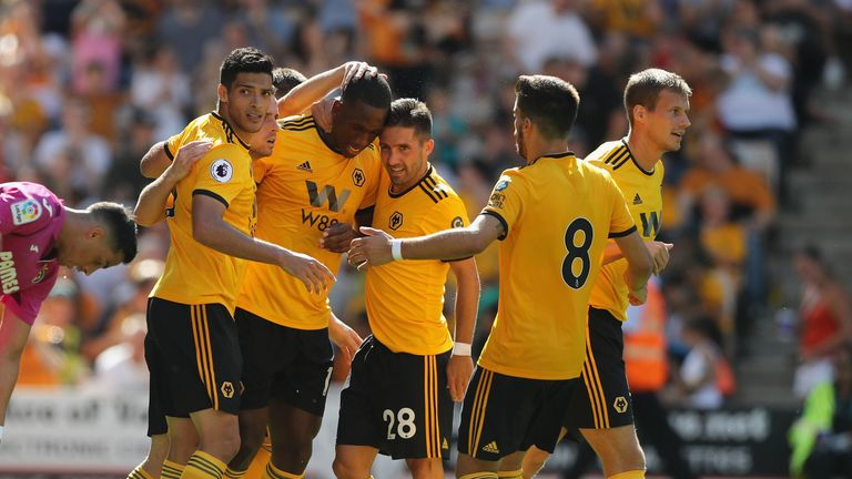Wolves will seek a winning return to the Premier League against Everton