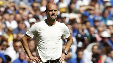 fifa live scores - Pep Guardiola says Man City want one more midfielder before transfer deadline
