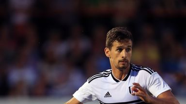 Rui Fonte arrived at Fulham on a three-year deal from Braga last summer