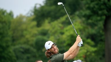 Tommy Fleetwood's winnings from The Open were incorrectly sent to his namesake in the United States