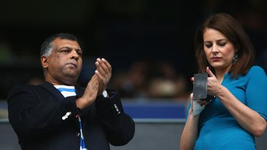 fifa live scores - QPR's Tony Fernandes steps down as co-chairman