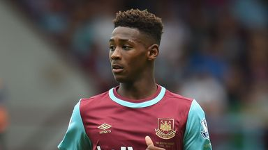Reece Oxford has committed himself to West Ham