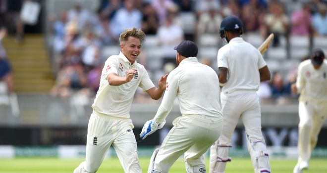 Stuart Broad takes two early wickets to give England hope at Edgbaston