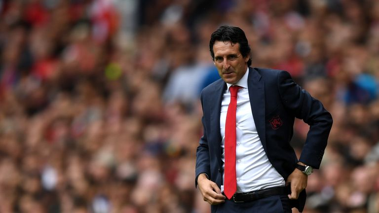 Unai Emery's Arsenal reign seemed depressingly familiar following a 2-0 defeat to Manchester City at the Emirates