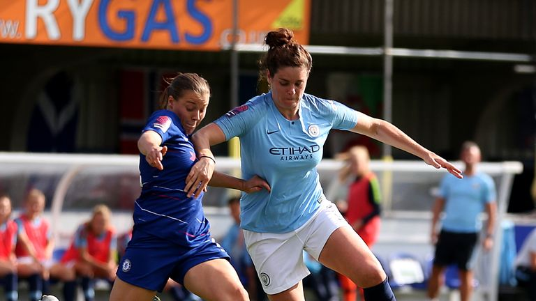 Manchester United thrash Aston Villa 12-0 on Women's Championship debut