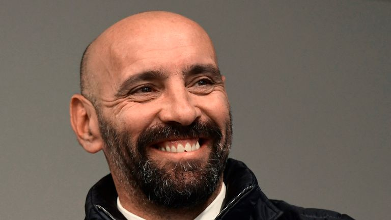 Monchi took over as Roma sporting director last summer