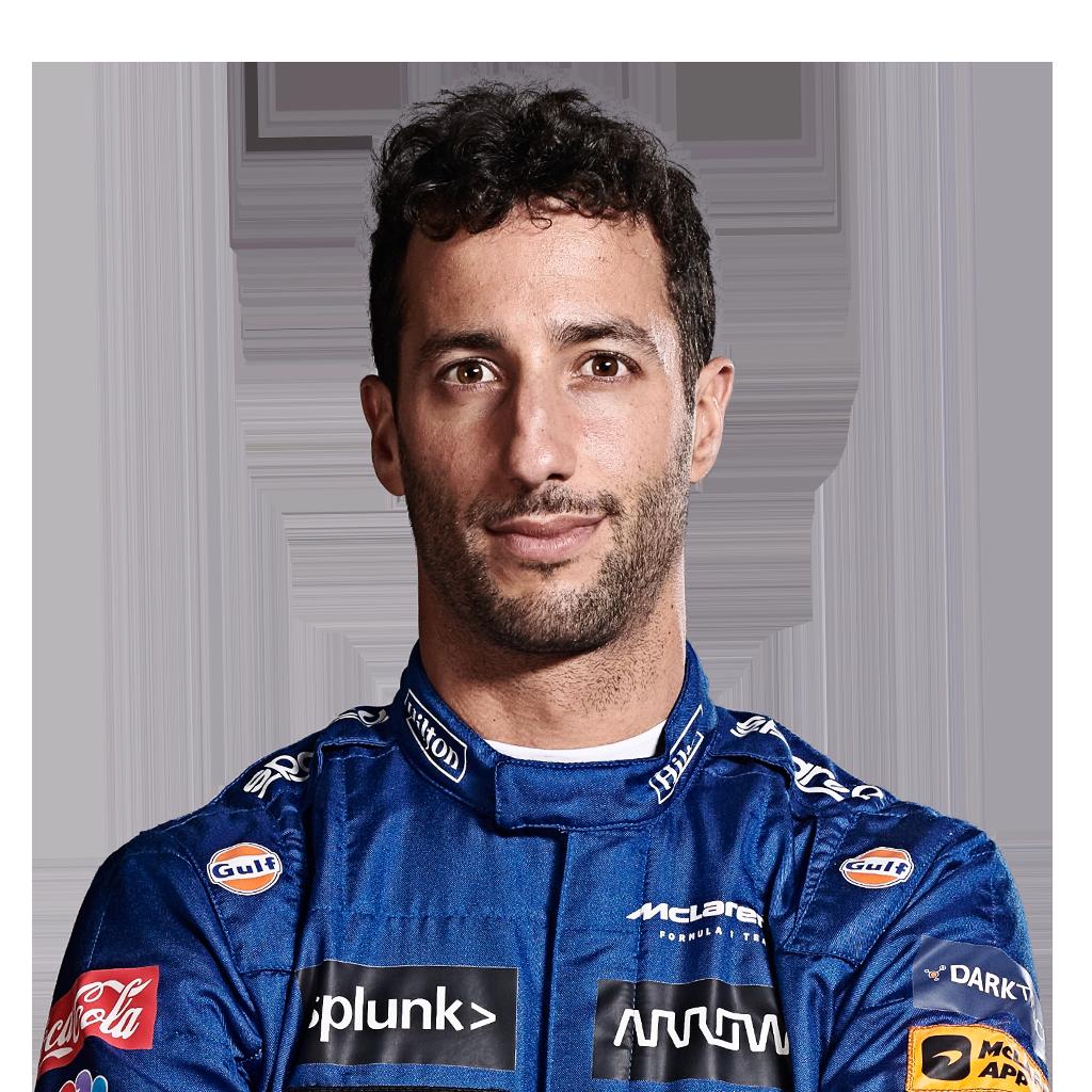Daniel Ricciardo earned a  million dollar salary - leaving the net worth at 1.1 million in 2018