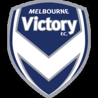 Melbourne V badge
