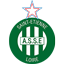 St Etienne Club Badge