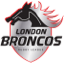 London Broncos Club Badge