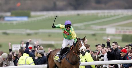 Kauto Star and Ruby Walsh reign again.