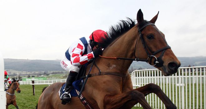 Sam Winner: Only fourth in Finale Hurdle