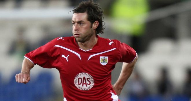 Jamie McAllister: Bristol City full-back is due to hold talks with Preston about a loan extension