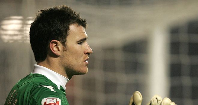 Lonergan: Conceded two on debut