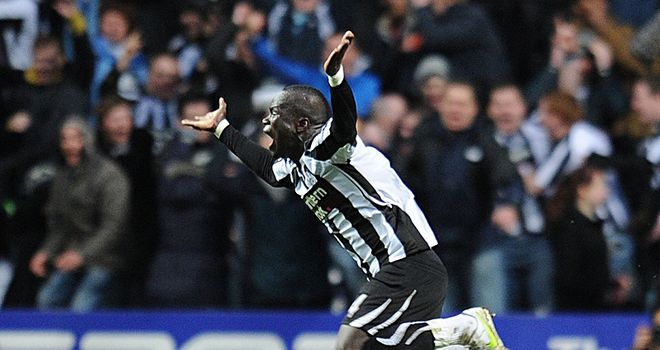 Cheick Titoe: Flattered but loving life at Newcastle