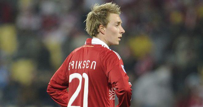 Eriksen: A Danish star on the rise