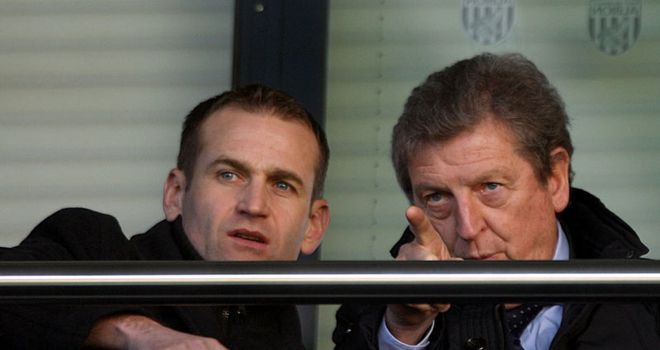 Sky Sports News understands FA technical director Dan Ashworth (left) has been identified as a possible candidate