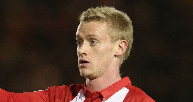 Grimes: Linked with Colchester and hopes to secure a new club before the start of pre-season