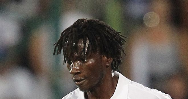 Ndinga: Has a burning ambition to get Auxerre back amongst France's top clubs
