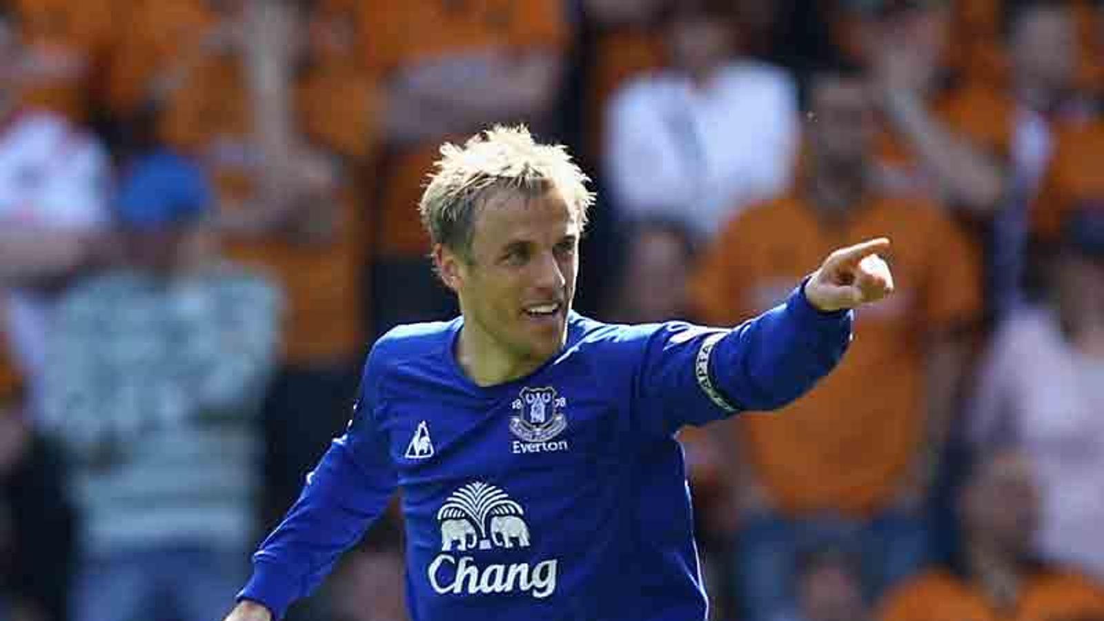 Wolves 0 - 3 Everton - Match Report & Highlights