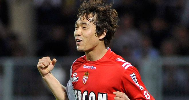 Park: Wants to be playing in the Champions League rather than Ligue 2
