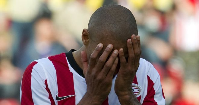 Engelaar: Boro have ended their interest in the midfielder after PSV were reluctant to agree to a loan