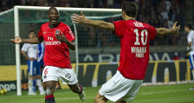 Zoumana Camara: Penned a contract extension over the summer that will keep him at PSG until 2013