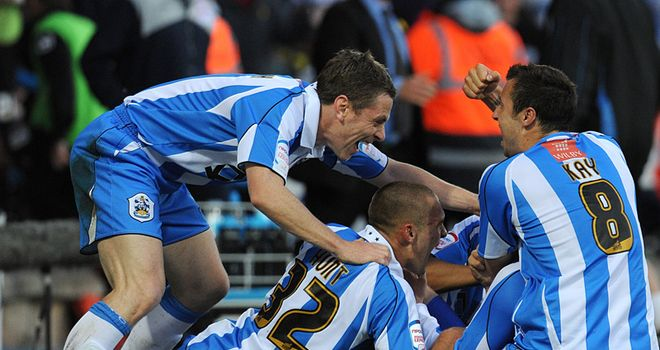 Huddersfield: Book place in League 1 play-off final