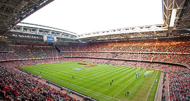 Burns will start at the Millennium Stadium