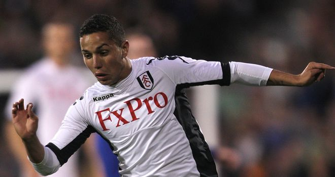 Kerim Frei has been given a chance with the Fulham first team this season