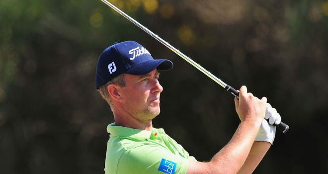 Mark Foster: three successive rounds of 68
