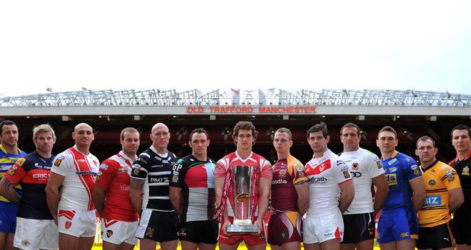 Super League: support for mental health campaign