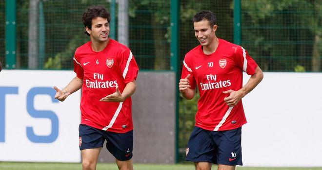 Cesc Fabregas: Warning for former team-mate