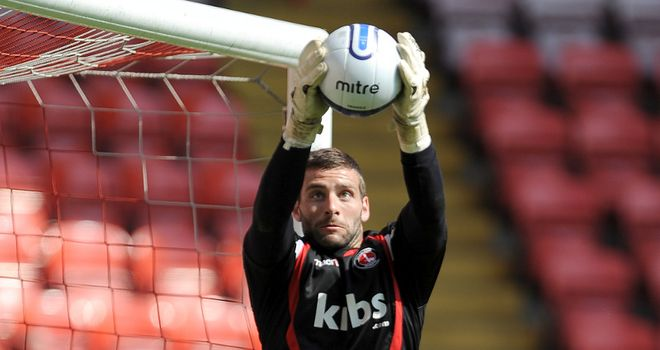 John Sullivan: Expected to be loaned out by Charlton manager Chris Powell