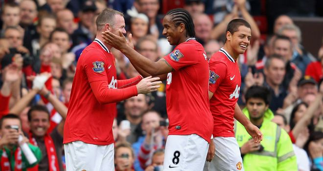 Rooney: Arsenal were torn to shreds by United's hat-trick-scoring frontman