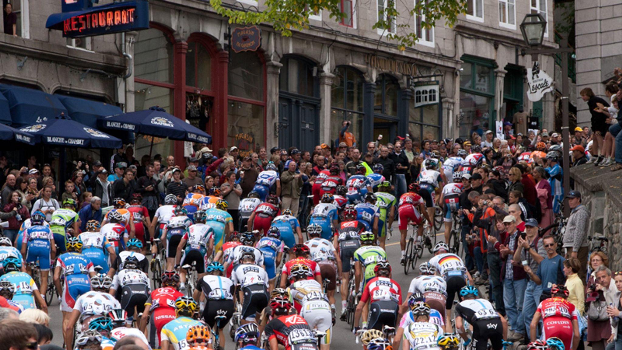 Grand Prix Quebec Race Guide Cycling News Sky Sports