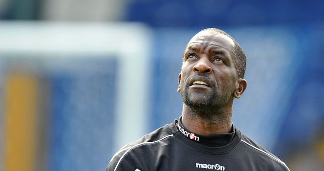 Chris Powell: Charlton's manager is looking for any up-and-coming talent