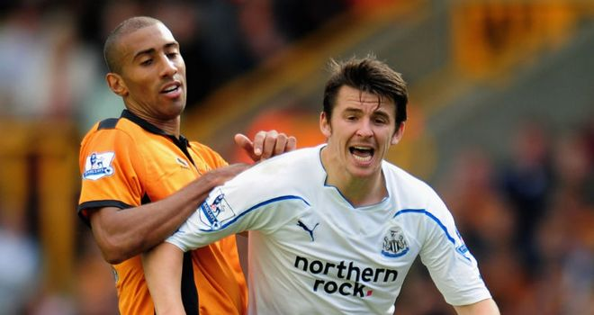 Henry and Barton: The pair are getting ready to again go head-to-head