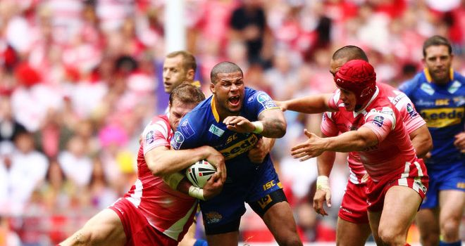 Ryan Bailey: Controversial figure for Rhinos