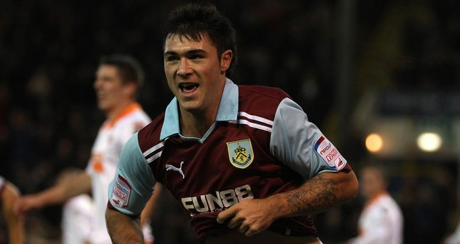 Austin: Netted Clarets' second