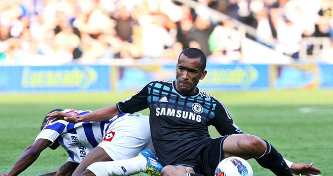 Jose Bosingwa: Has signed a three-year deal at QPR