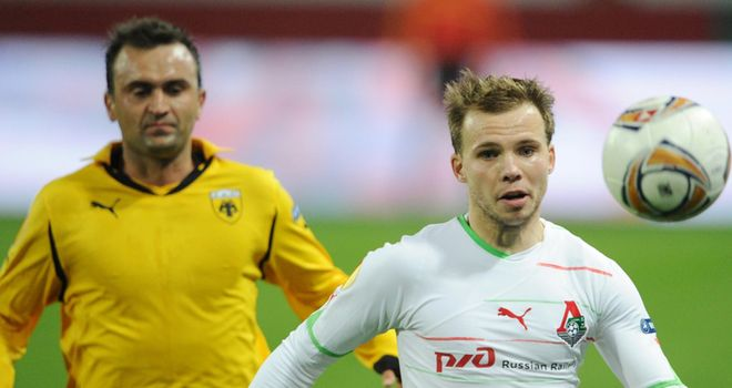 Roman Shishkin: Out of Russia squad due to illness