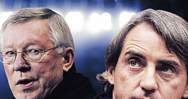 Sir Alex Ferguson and Roberto Mancini have work to do if they are to make the last 16