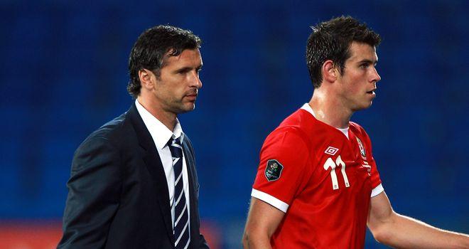 Gary Speed: Helped Wales make huge progress in 2011