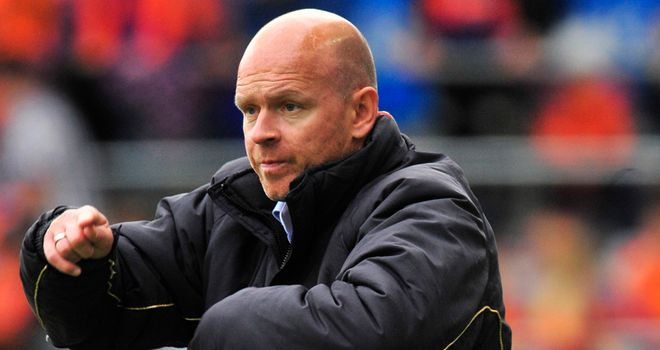 Henning Berg: New man at the helm at Ewood Park