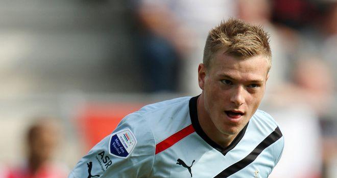 John Guidetti: Has impressed on loan for Feyenoord, scoring 11 goals