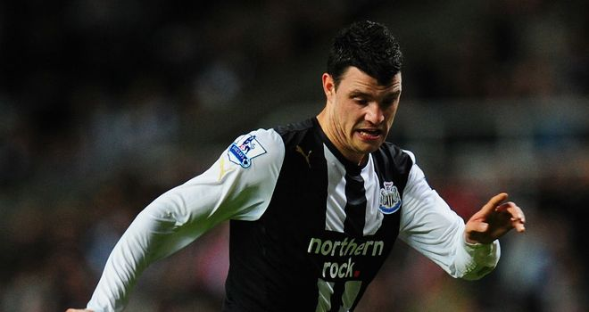 Haris Vuckic: Has made five appearances in the Premier League for Newcastle this term