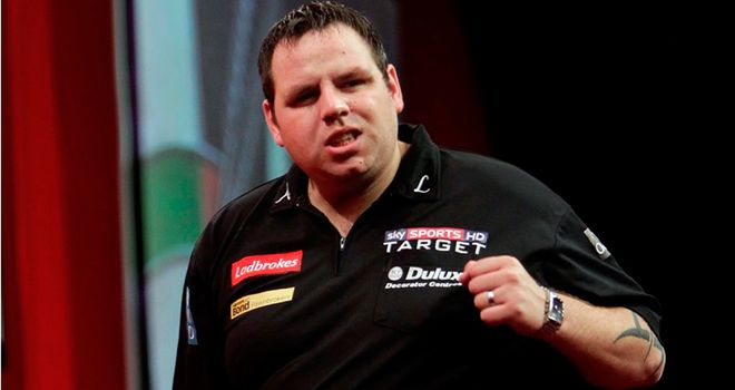 Adrian Lewis: Back from the brink against James Wade